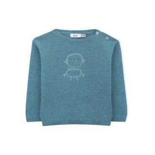 Sonny baby knitted sweater