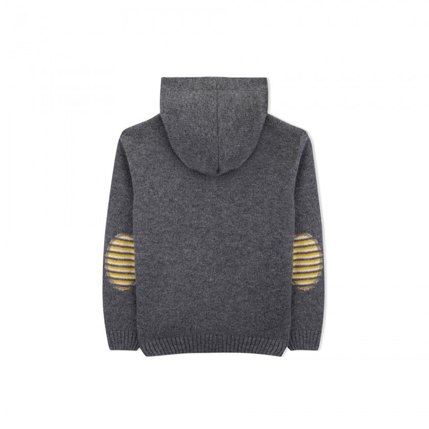 Samson boys knitted jacket