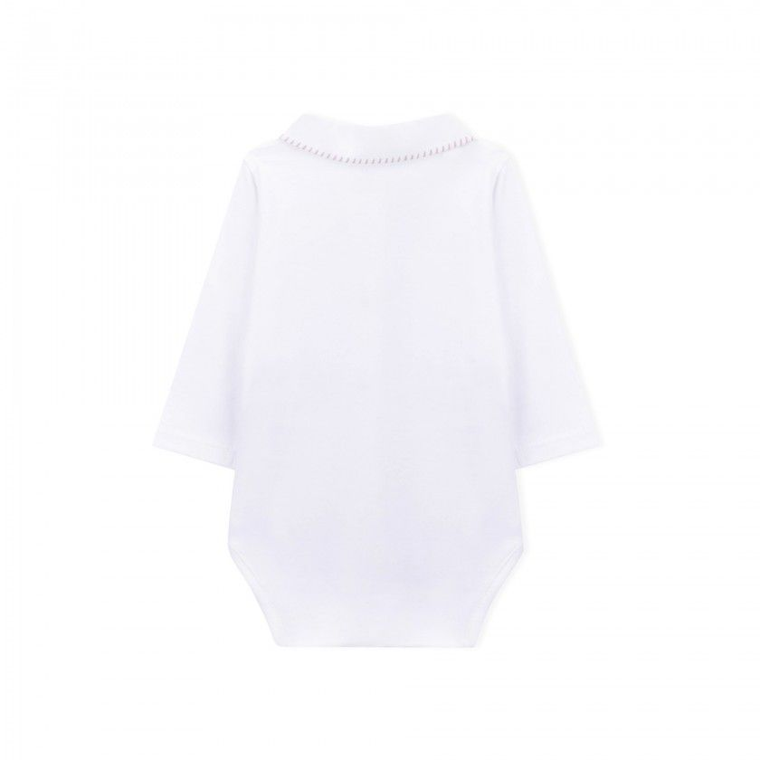 Marie long sleeve baby body