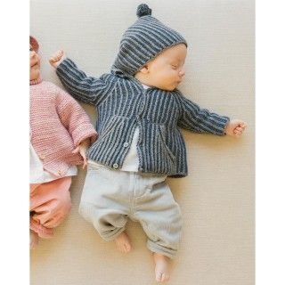 Houston baby  knitted cardigan
