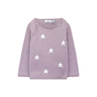 A star is born knitted sweater