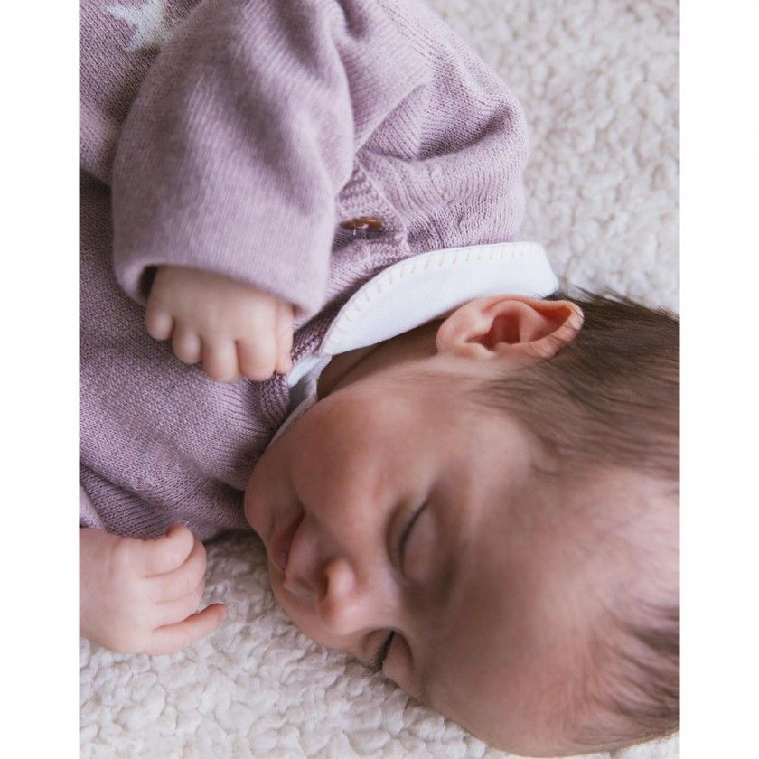 Body bebé manga comprida marie