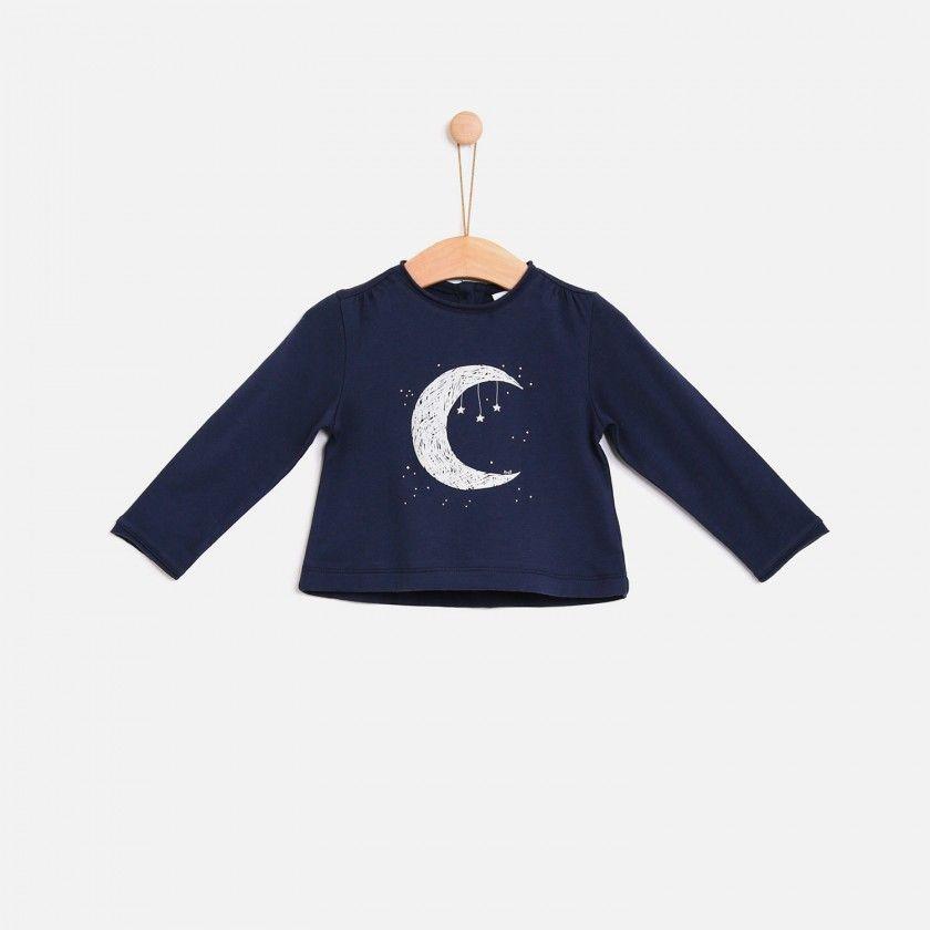 T-shirt Lua