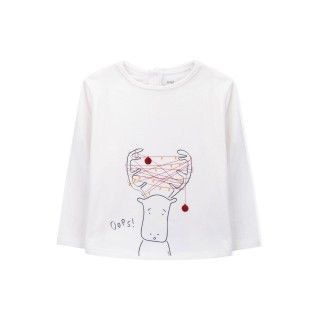 Clarice baby long sleeve t-shirt
