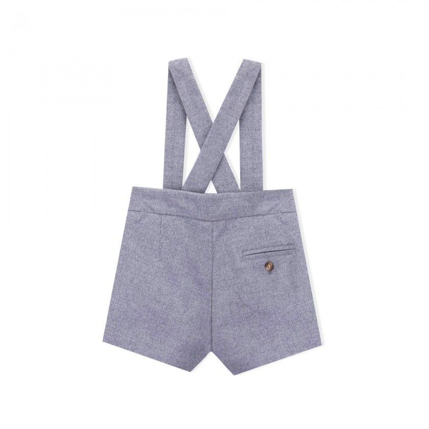 Carol baby shorts