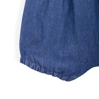 Sage baby shorts