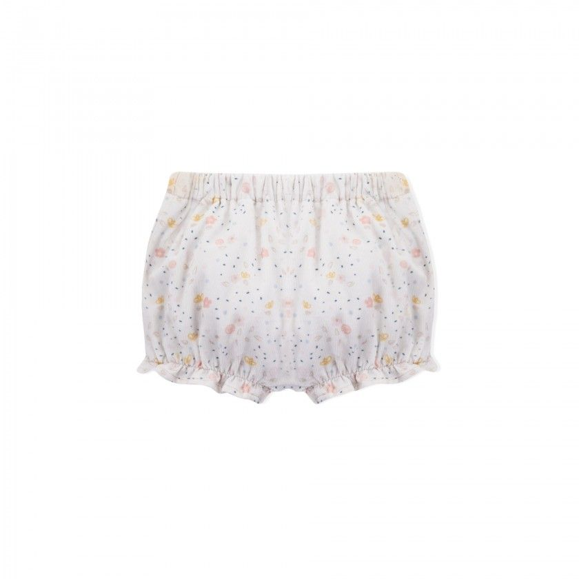 Flora baby shorts