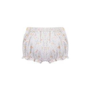Flora baby shorts