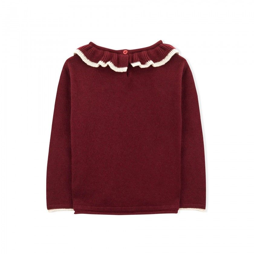Bridget girls knitted sweater