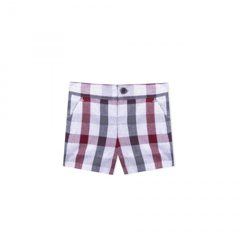 Malfoy baby shorts