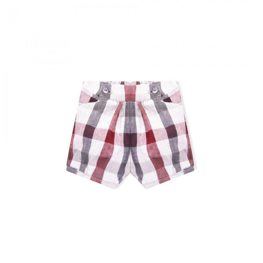 Dinah baby shorts