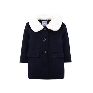 Jackie girls coat
