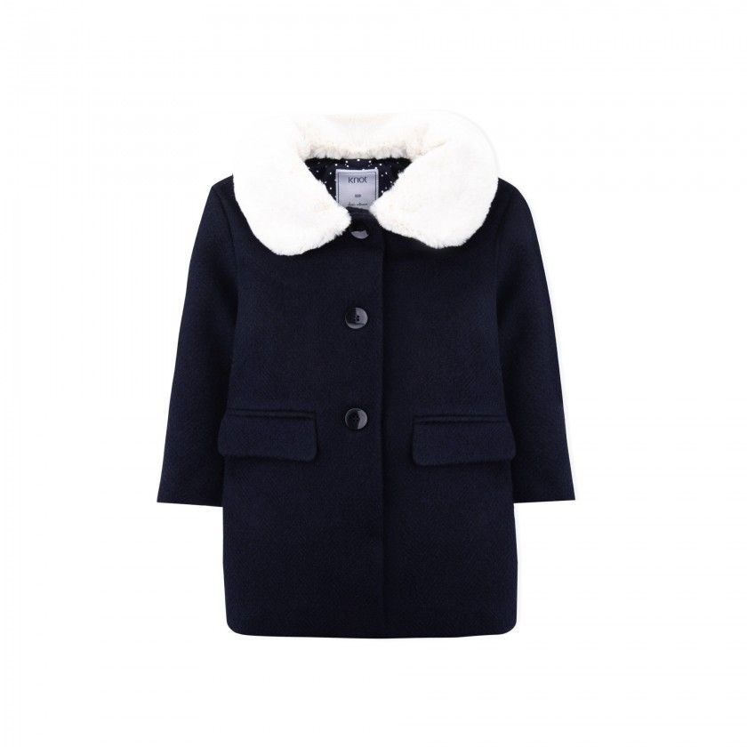 Jackie girls coat