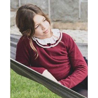 Camisola menina tricot bridget