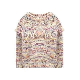 Broomhilda girls knitted sweater