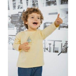 Powhatan long sleeve baby t-shirt