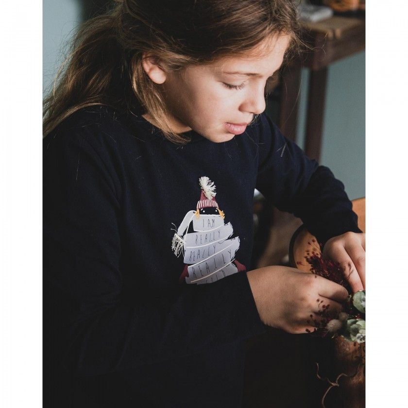 Jadis girls long sleeve t-shirt