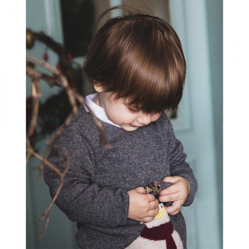Camisola bebé tricot apollo