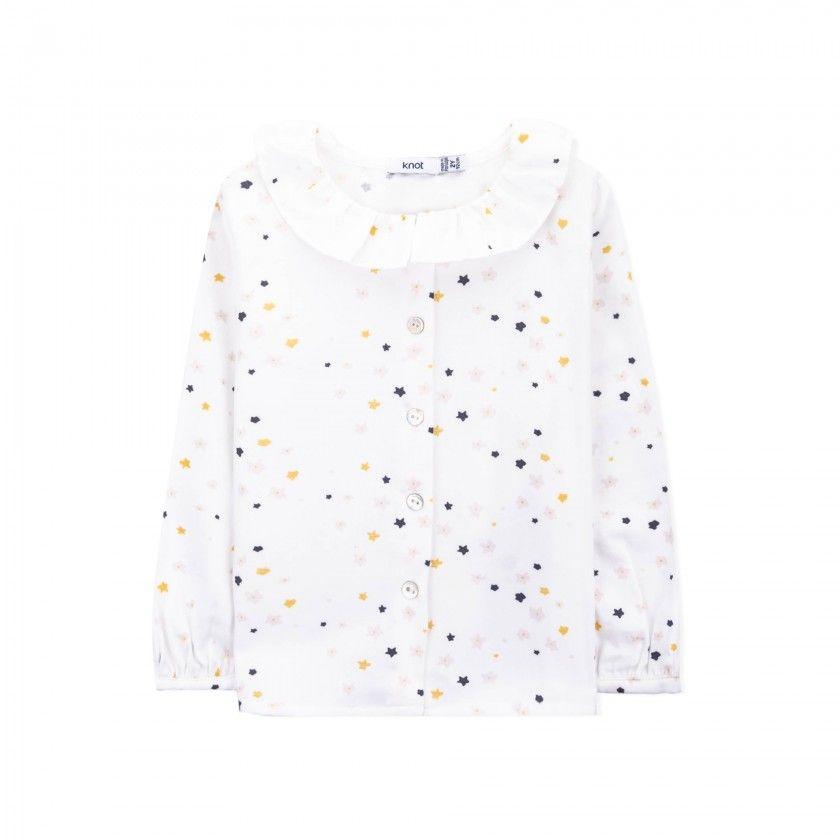 Blusa algodão Vivien