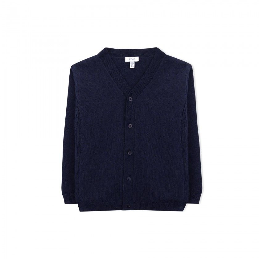 Clyde boys knitted jacket