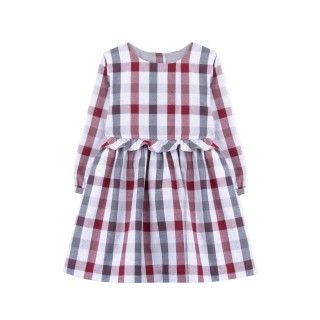 Kath girls tartan dress