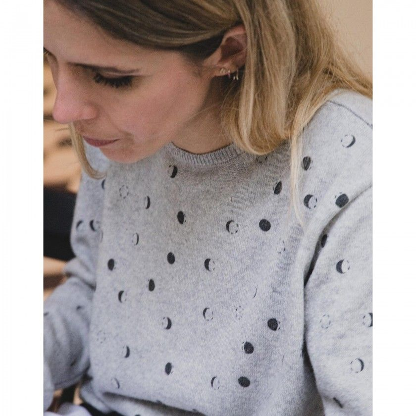 Camisola Tricot Moons