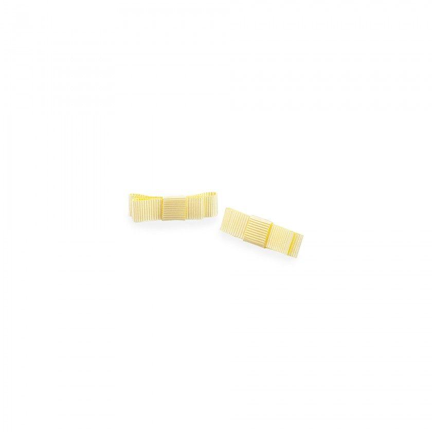 Conjunto dois ganchos laço mini gorgorão