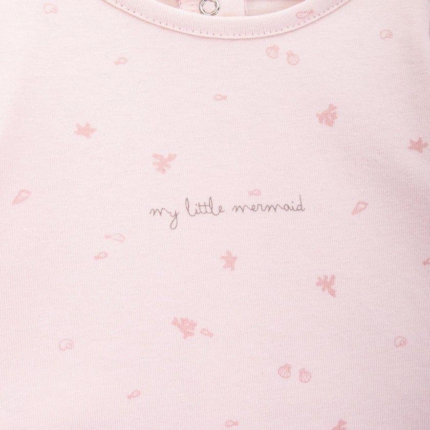 Babygrow algodão Ariel
