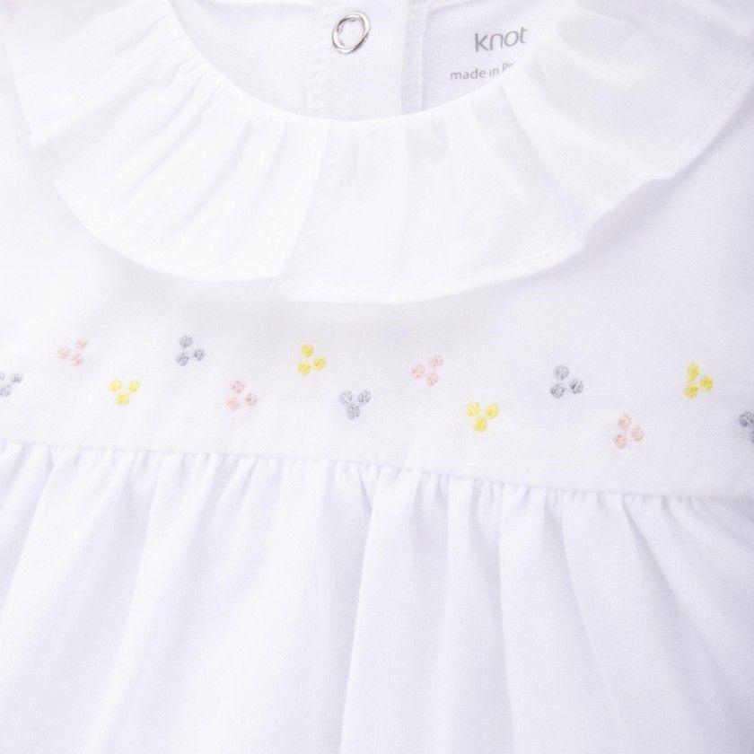 Little dots Babygrow