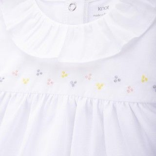 Little dots Babygrow
