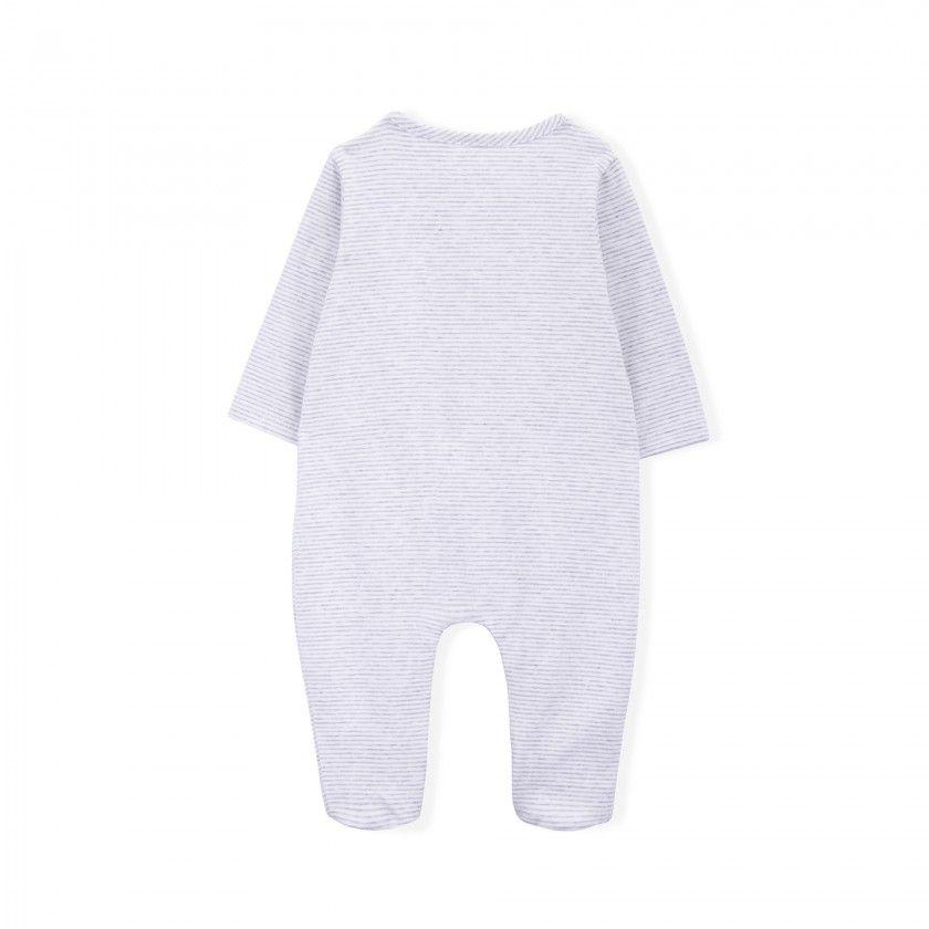 Babygrow algodão maternidade