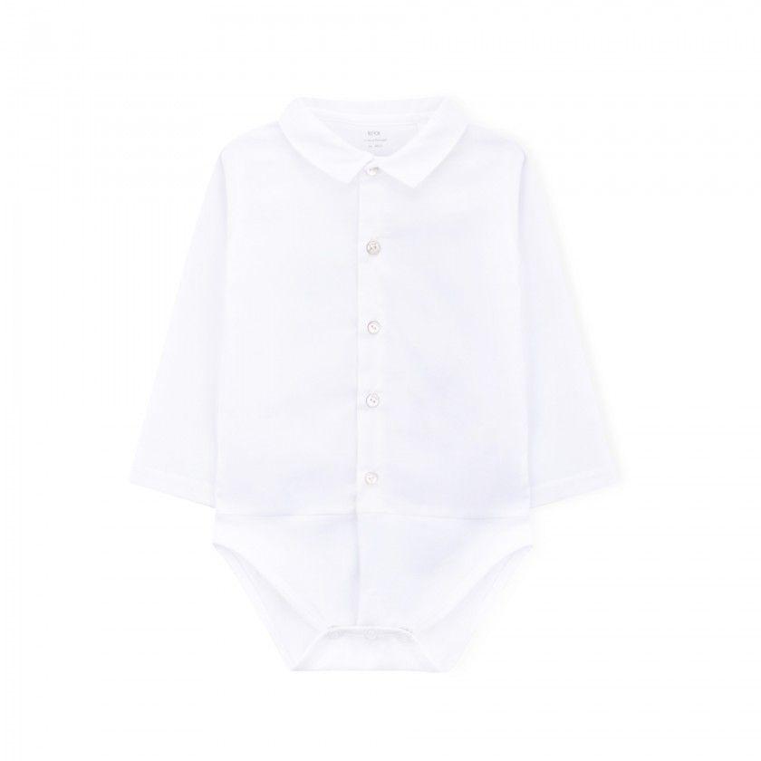 Body camisa bebé Hans