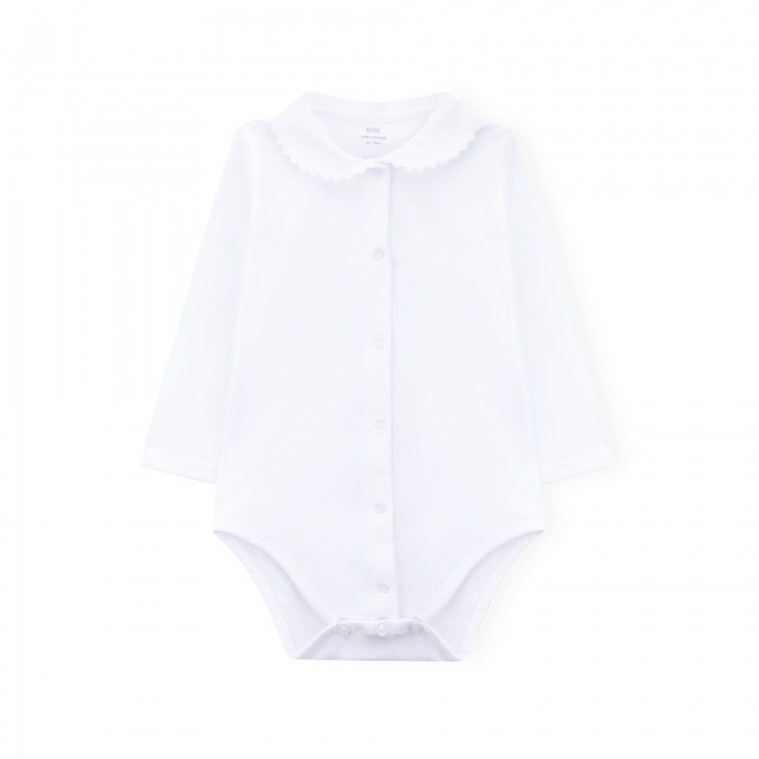 Body bebé manga comprida Heleni