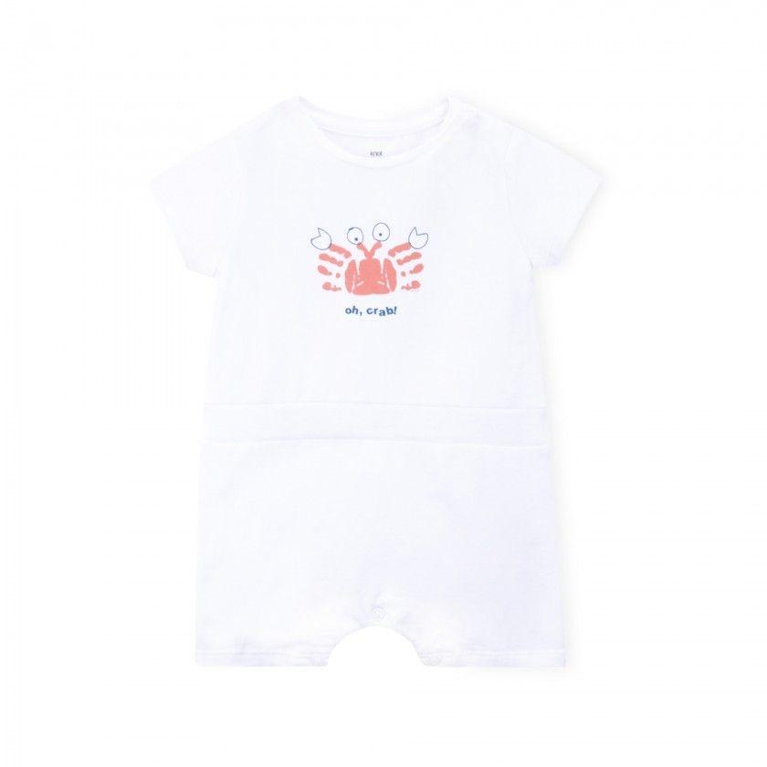 Macacão bebé jersey Sebastian