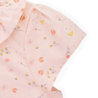 Florence voile baby blouse
