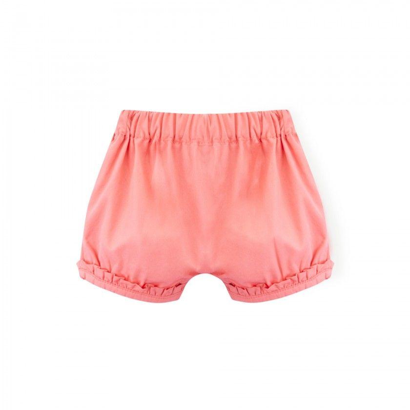 Laguna poplin baby shorts