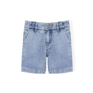Antoine denim boy shorts