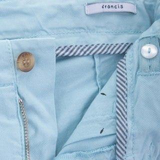 Francis cotton twill boy shorts