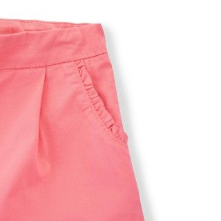 Emily cotton twill shorts