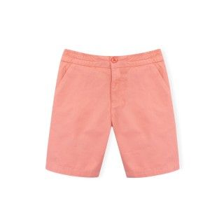 Mark twill cotton boy shorts