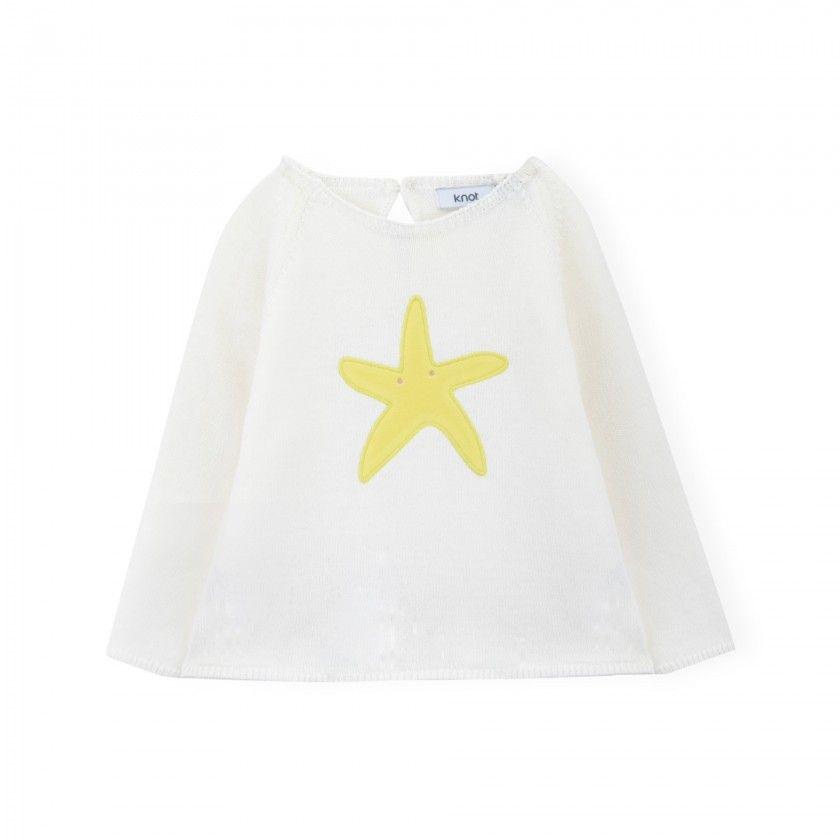 Camisola Tricot Starfish