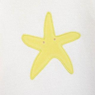 Camisola bebé tricot Starfish