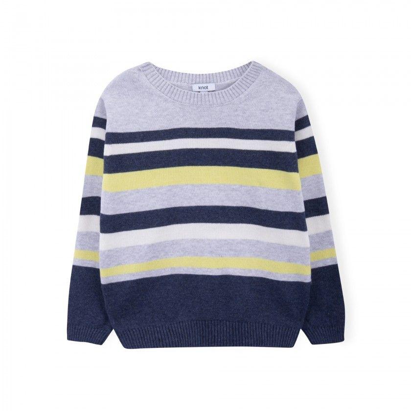 Camisola menino tricot Countryside
