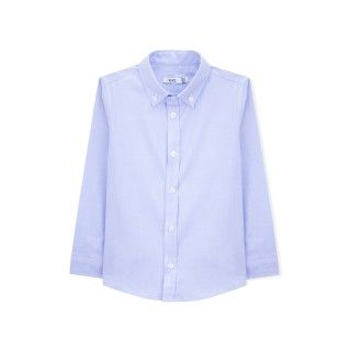 Shirt boy cotton Oxford