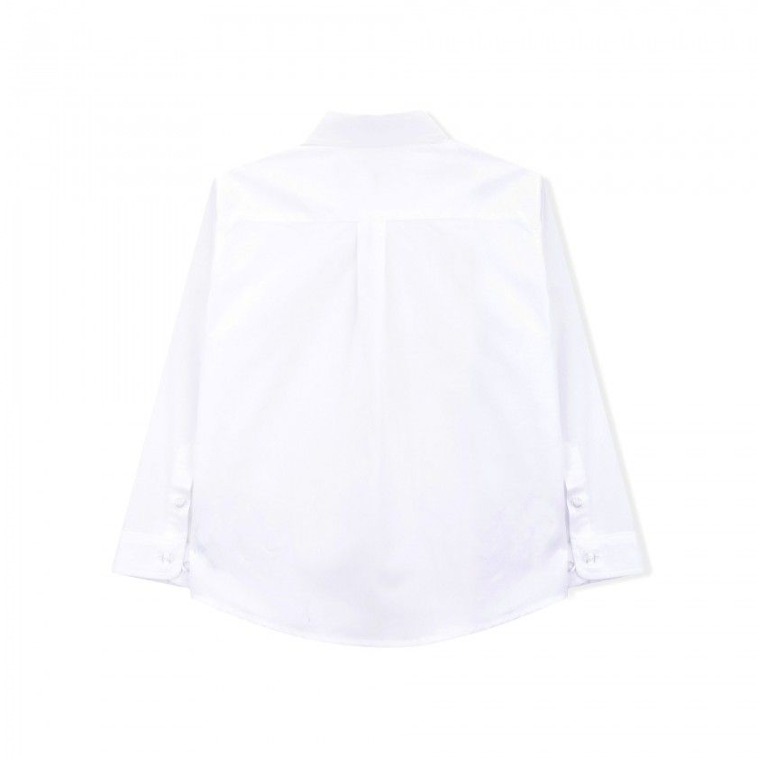 Camisa menino clássica oxford