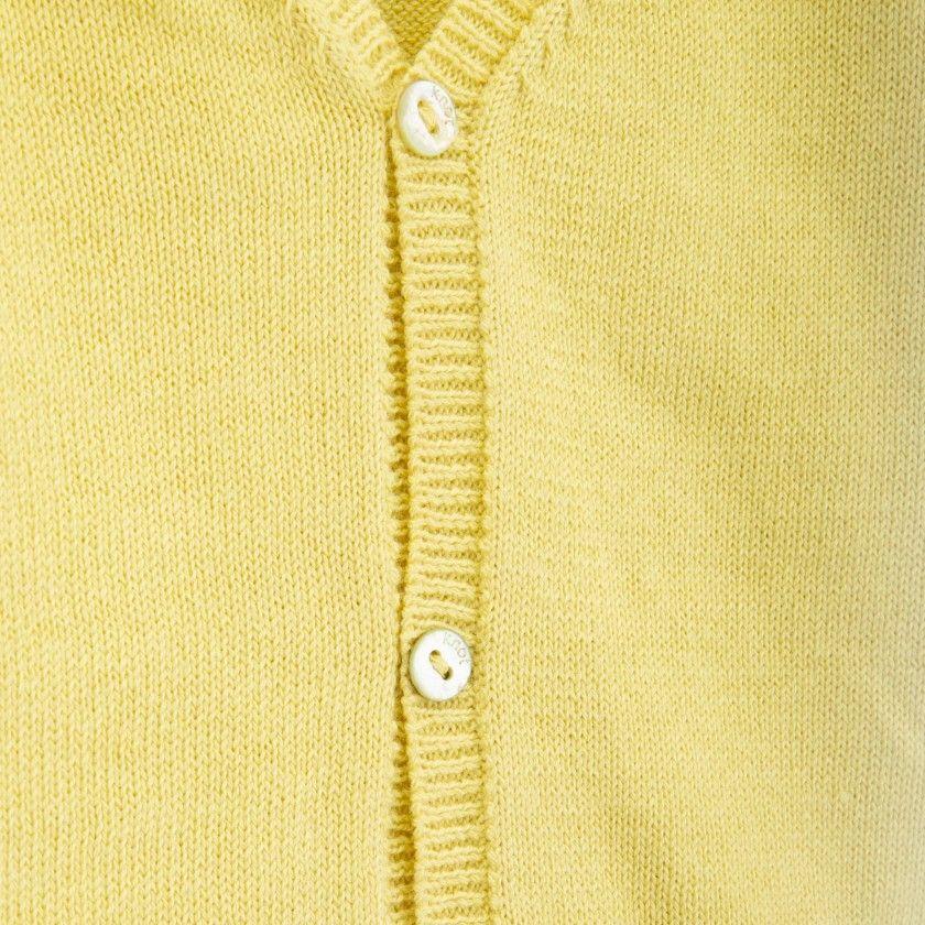 Casaco bebé tricot Lake