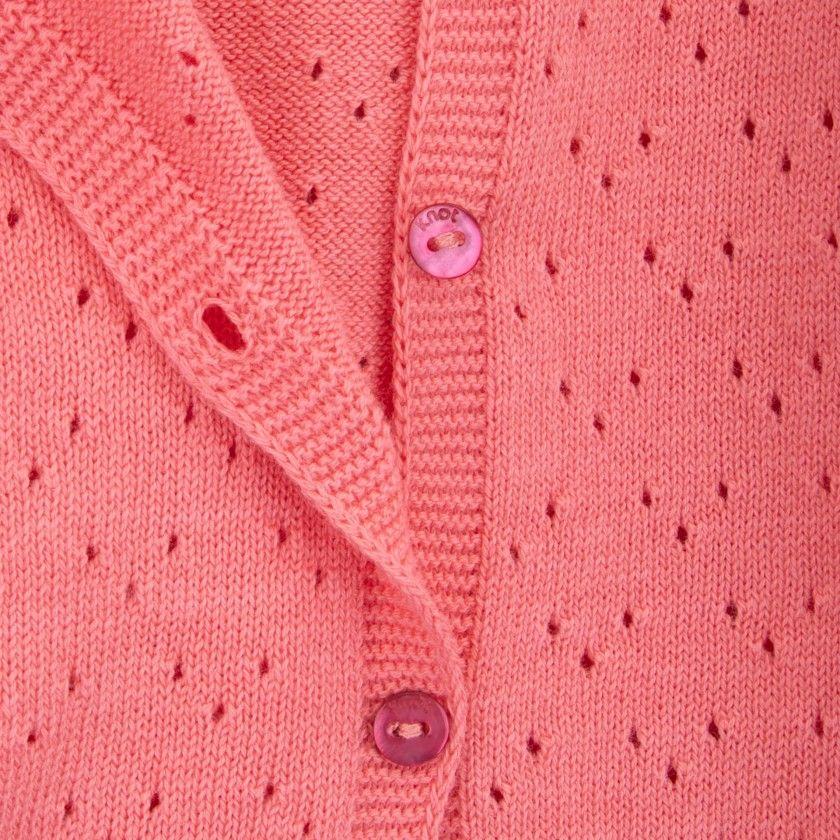 Baby coat tricot Calypso