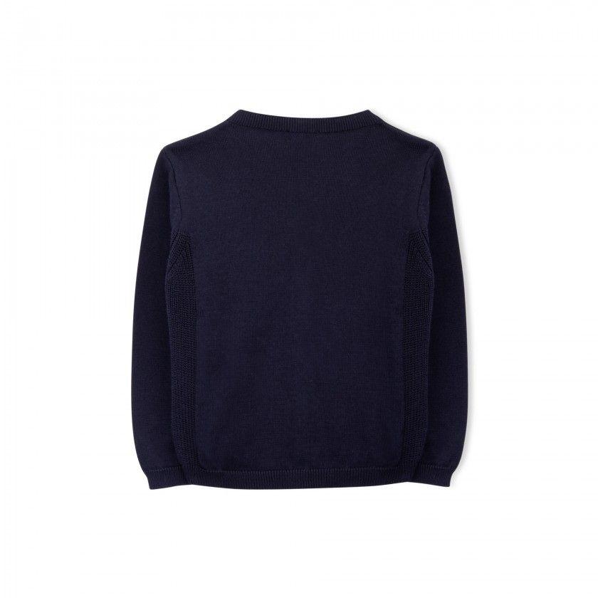 Casaco menino tricot Vincent