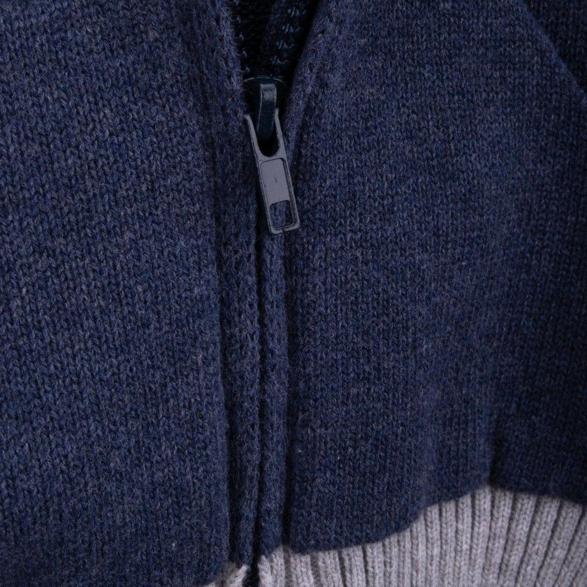 Casaco menino tricot Sumba