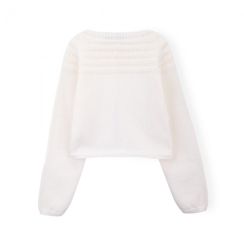 Casaco tricot Carrie